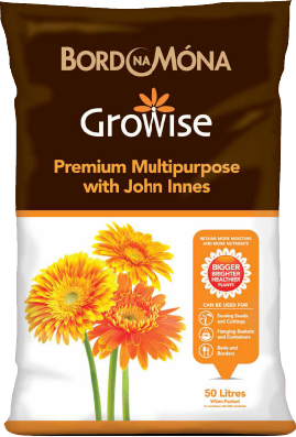 Growise Multipurpose with John Innes