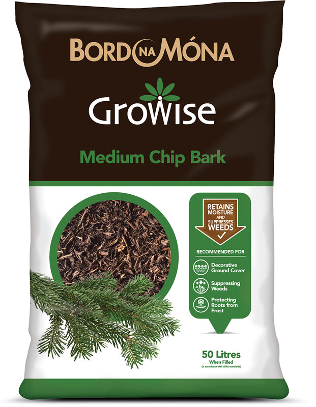 Growise Medium Chip Bark Chips