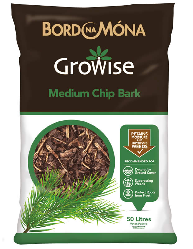 Growise Medium Chip Bark