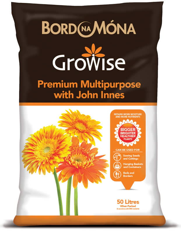 Growise Multi Purpose Compost John Innes