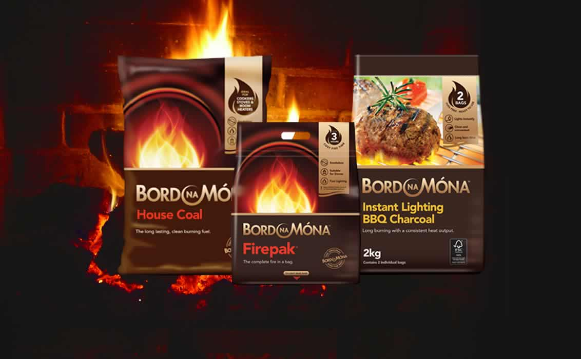 bord na móna plc ~ bord na mona promotes its 'fuels for all seasons' offer