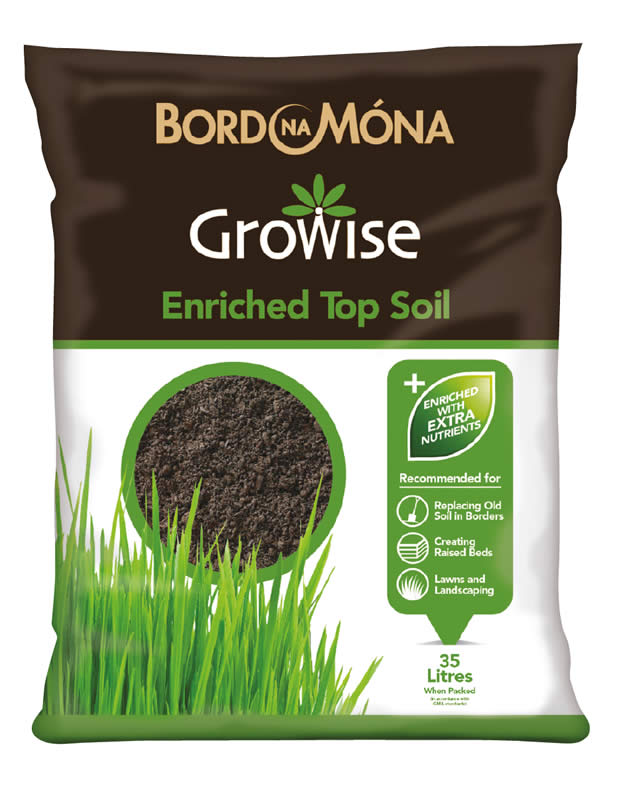 Growise Enriched Top Soil