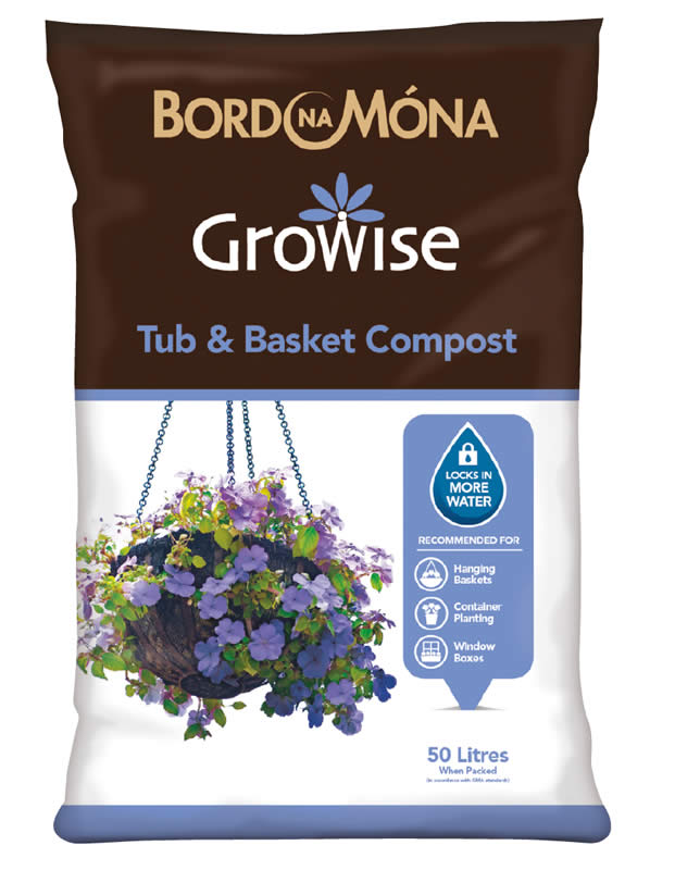 Growise Tub & Basket Compost