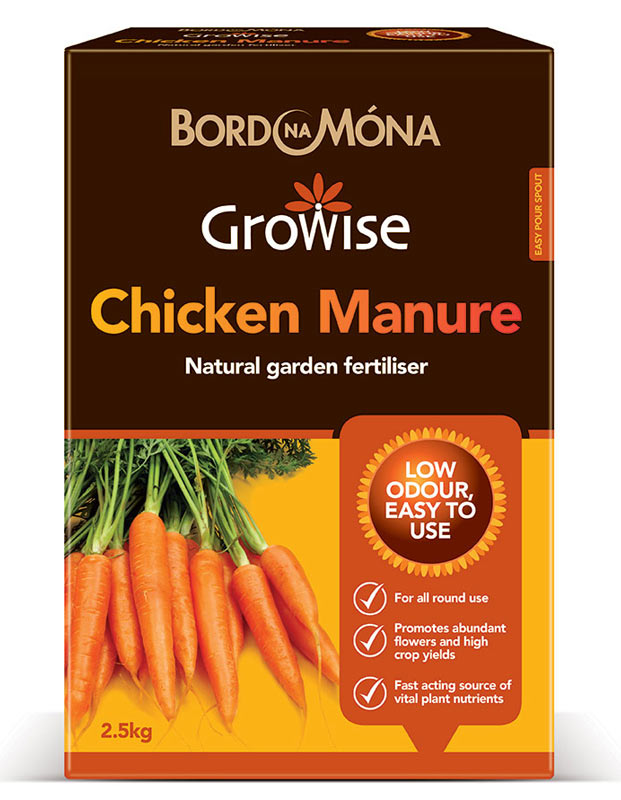 Growise Chicken Manure