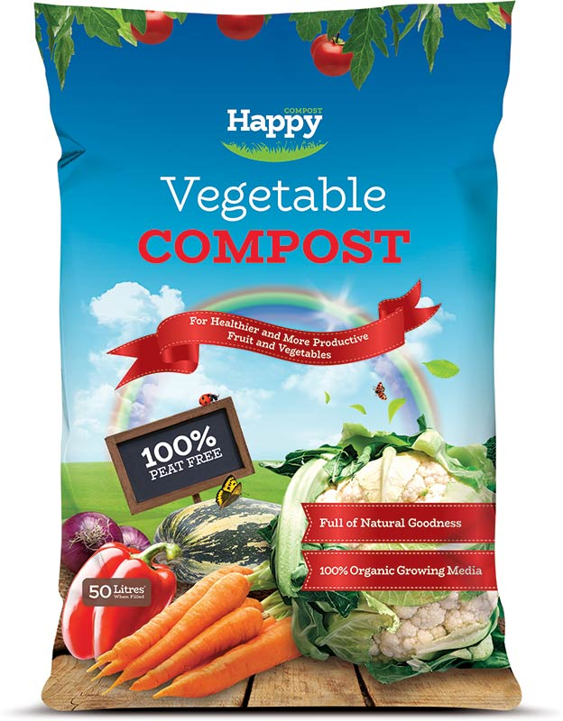 Happy Compost Peat Free Composts